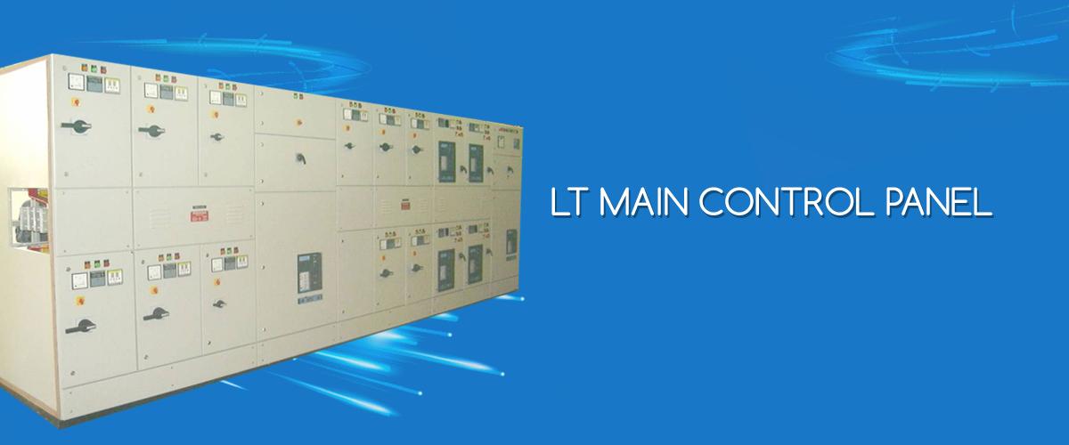 LT Main Control panel