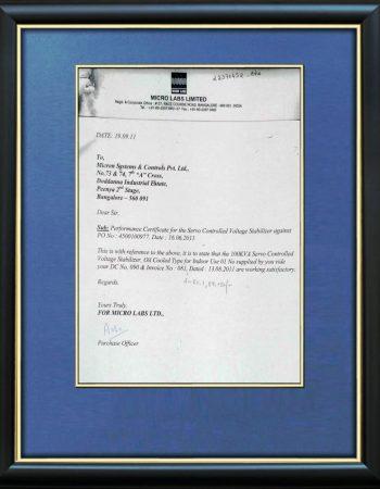 certificate- 05