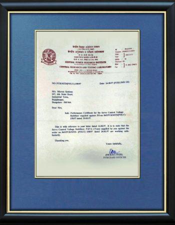 certificate- 06