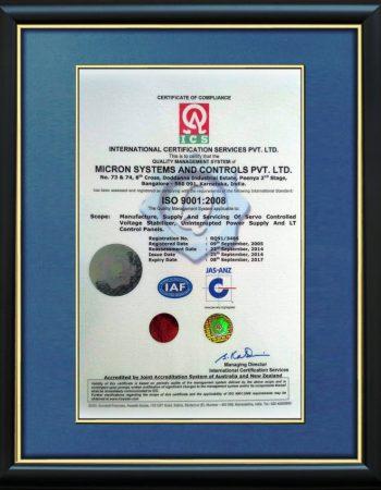 certificate- 08