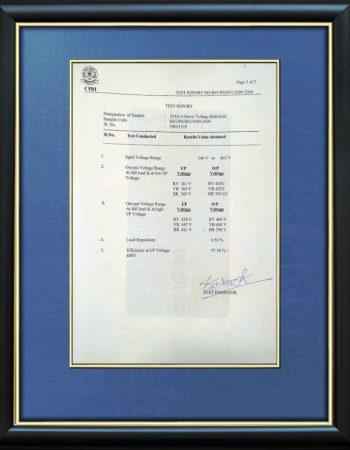 certificate- 12