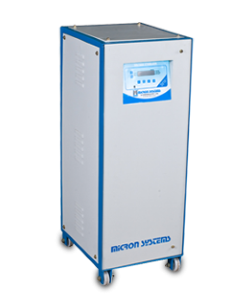 Air Cooled Servo Stabilizers : 1 KVA - 20KVA